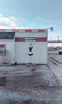 Aleta Janes Cafe Where everything was homemade Bloomington-Normal Illinois Abandoned