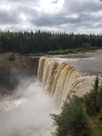 Alexandra Falls Northwest Territories