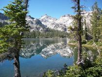 Alice Lake Sawtooth Wilderness Idaho