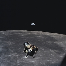 All of humanity in one picture except for Michael Collins Apollo  July