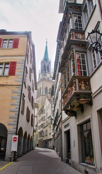Alleys of St Gallen