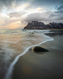 Almost exactly  years ago since I visited the Lofoten Islands Norway for the first time and captured this image since then I have visited it almost every year  IG philipslotte