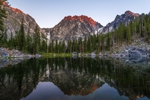 Alpine Lake Wilderness Washington