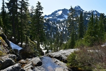 Alpine Lakes Wilderness Washington
