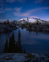 Alpine Lakes Wilderness Washington  photo by Michael Bollino