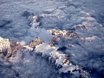 Alps from