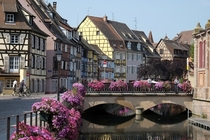Alsace France - Colmar by