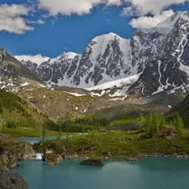 Altai Mountains East-Central Asia  Photo by Jura Taranik