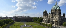 Altes Museum and Berliner Dom Berlin