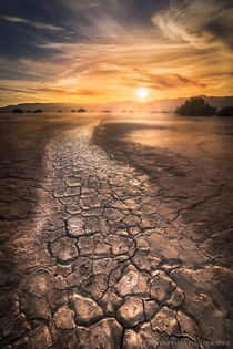 Alvord Desert Oregon  by Ben Coffman