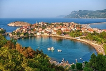 Amasra on the Black Sea coast of Turkey