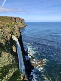 Amazing Kilt rock x