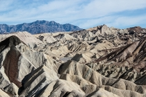 Amazing Landscape of Death Valley
