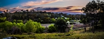 Amazing Panoramic of our Farm near Bathurst NSW Australia