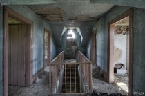 Amazing Upper Floor of an Abandoned House Demolished Two Months After I Explored it