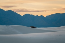 Americas Newest National Park - White Sands New Mexico