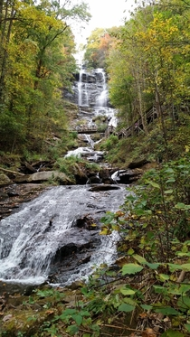 Amicalola Falls State Park Appalachian Mountains Georgia