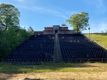 Amphitheater left behind Northwest Alabama