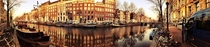Amsterdam Panoramic Netherlands