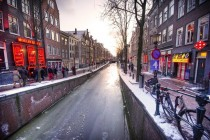 Amsterdams Red Light District