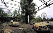 Amusement Park Pripyat Ukraine