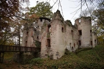 An abandoned castle in Germany  MIC