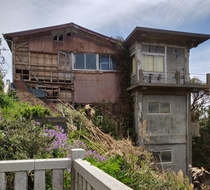 An abandoned house in Enoshima Japan Its almost guaranteed to be haunted