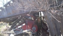 An abandoned VW Bug I found album included