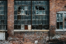 An abandoned warehouse located in Loveland Colorado Photo credit to Tara Evans
