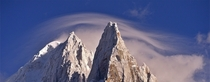 An absolutely breath-taking view of Chamonix Mont Blanc France  Photo by Christophe Boillon