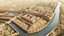 An accurate view of ancient Babylon Iraq  x-post rpapertowns