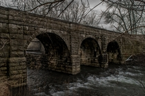 An Aqueduct Along the Erie Canal - DeWitt NY