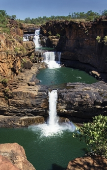 An epic trip through the Outback to get to Mitchell Falls Western Australia
