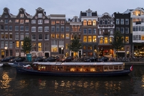 An evening Amsterdam stroll