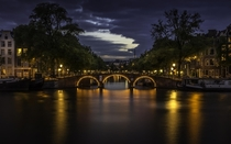 An Evening in Amsterdam  by Magnus Hansen