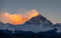 An Everest Sunrise