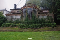 An exterior view of a well known greenhouse interior in comments  Photograph by Darm