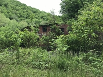 An old blanket mill in southwest Virginia Was active from about  through World War II Its the closest I could get