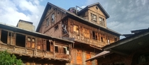 An Old Kashmiri House maybe built in the s