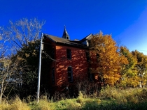 An old Poor Farm in rural Upper Peninsula Michigan