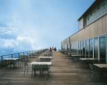 An- und Umbau Hotel in Rigi-Kulm by Daniele Marques