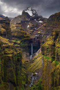An untouched world - Southern Iceland