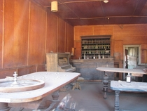 And another bar in Bodie CA