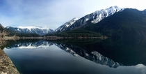 Anderson Lake British Columbia