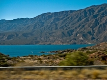 Andes Chile OC