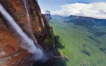 Angel Falls Venezuela The waterfall that inspired Up