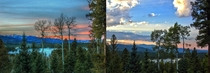 Angel Fire NM in Summer and Winter
