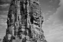 Angkor Thom South Gate Tower King Jayavarman VII Siem Reap Cambodia