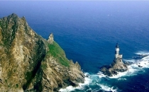 Aniva Rock Lighthouse Sakhalinskaya Oblast