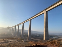 Ankara-Sivas High Speed Railway Viaducts Turkey